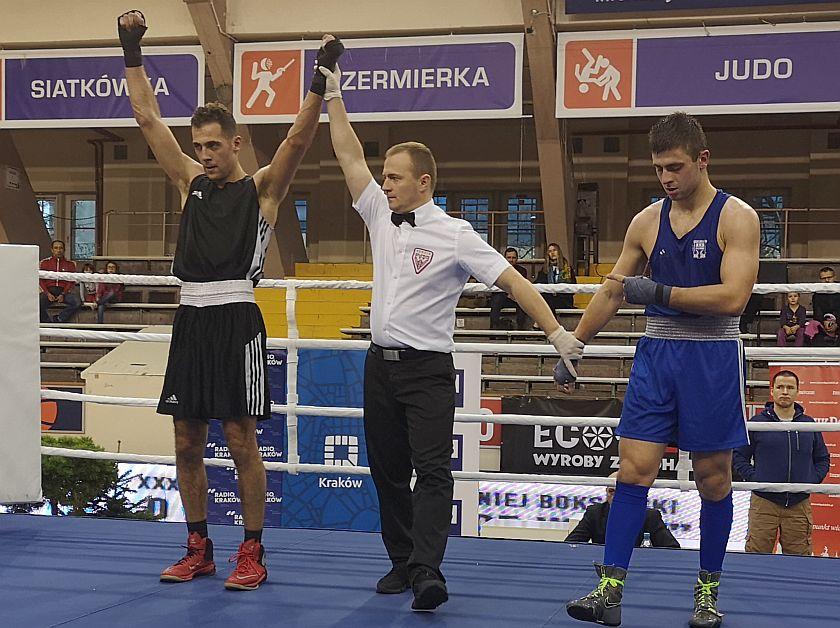 75kg Mehdi Fayad (Francja) vs Bartek Skórka (KKS Sporty Walki Poznań)