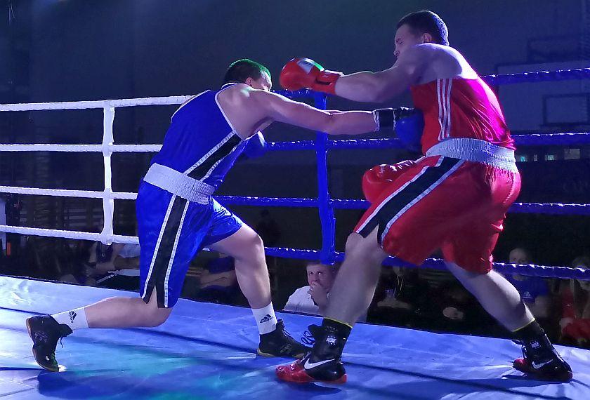 V Międzynarodowy Turniej Bokserski o Puchar Burmistrza Boguchwały