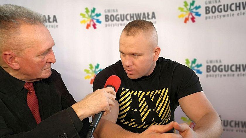 Wywiad Różański
