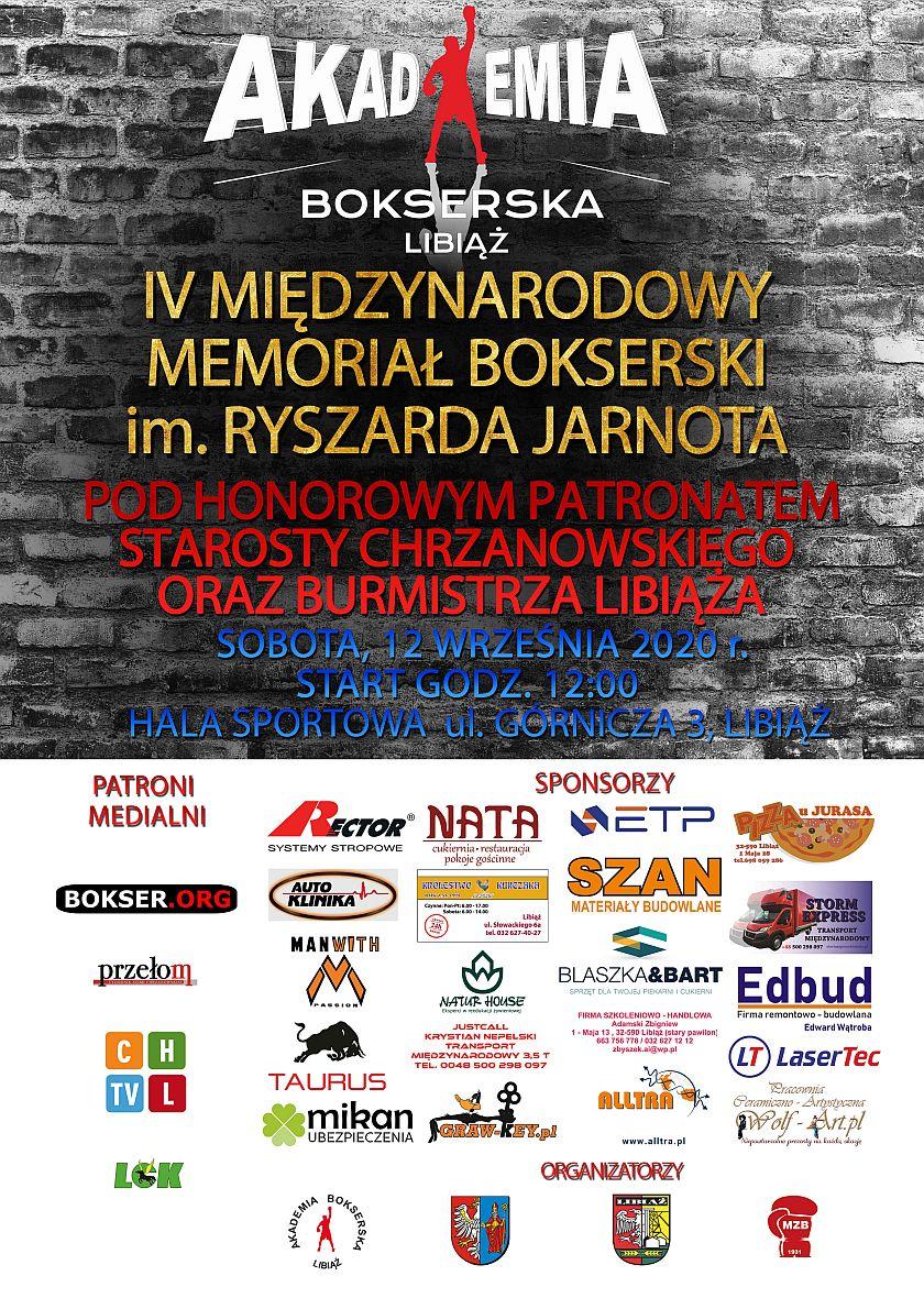 IV memoriał Ryszarda Jarnota w Libiążu