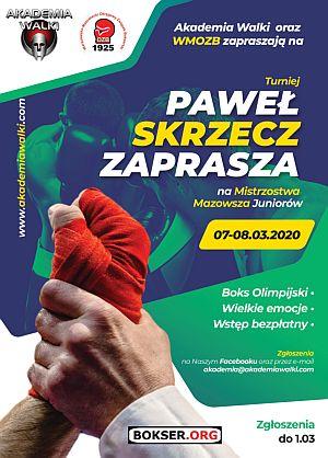 Paweł Skrzecz Zaprasza...