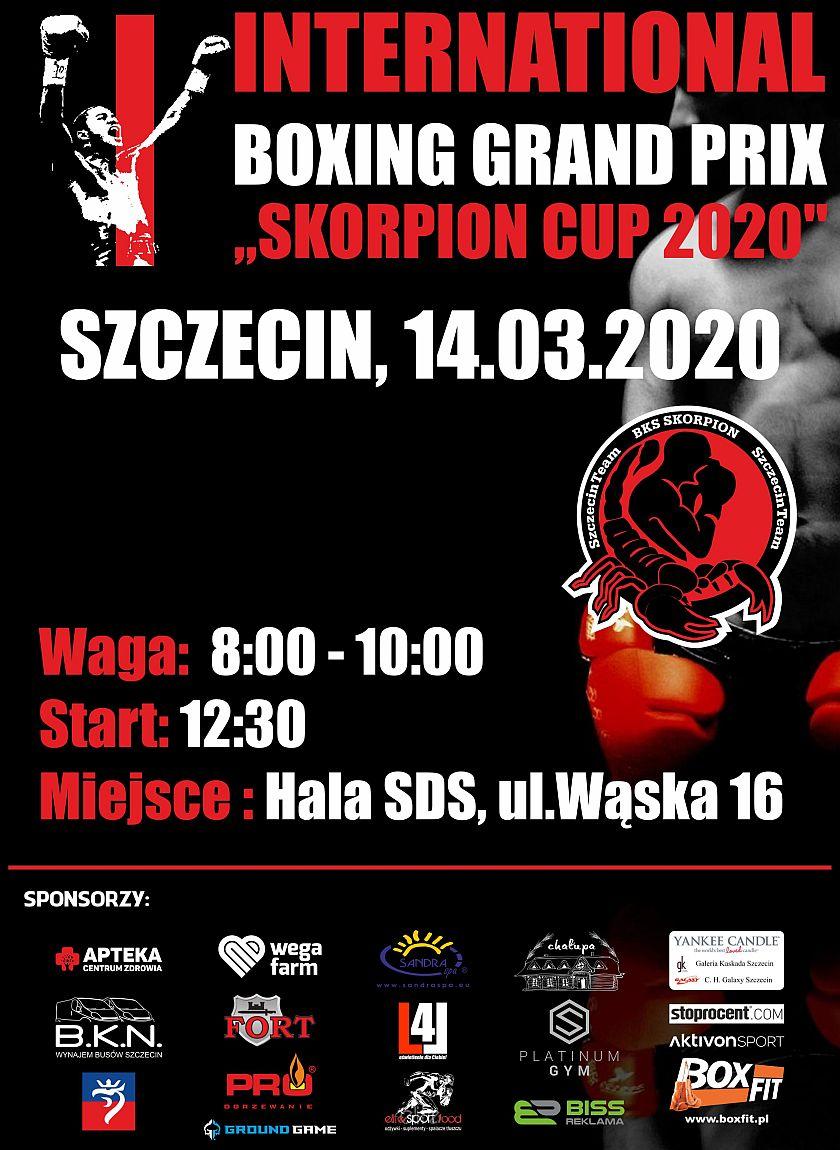 I Międzynarodowe Grand Prix o Puchar Skorpiona