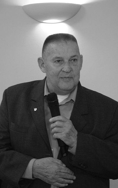 Kazimierz Kosiński - zmarł 13.03.2020 - Prezez Kujawsko-Pomorskiego Klubu Seniora Boksu