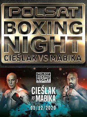PBN Cieślak vs Mabika