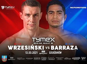 Tymex Boxing Night 16