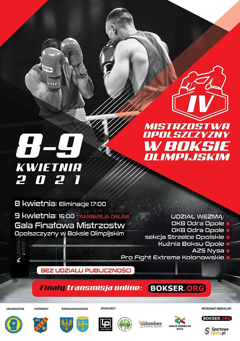 Mistrzostwa Opolszczyzny w Boksie