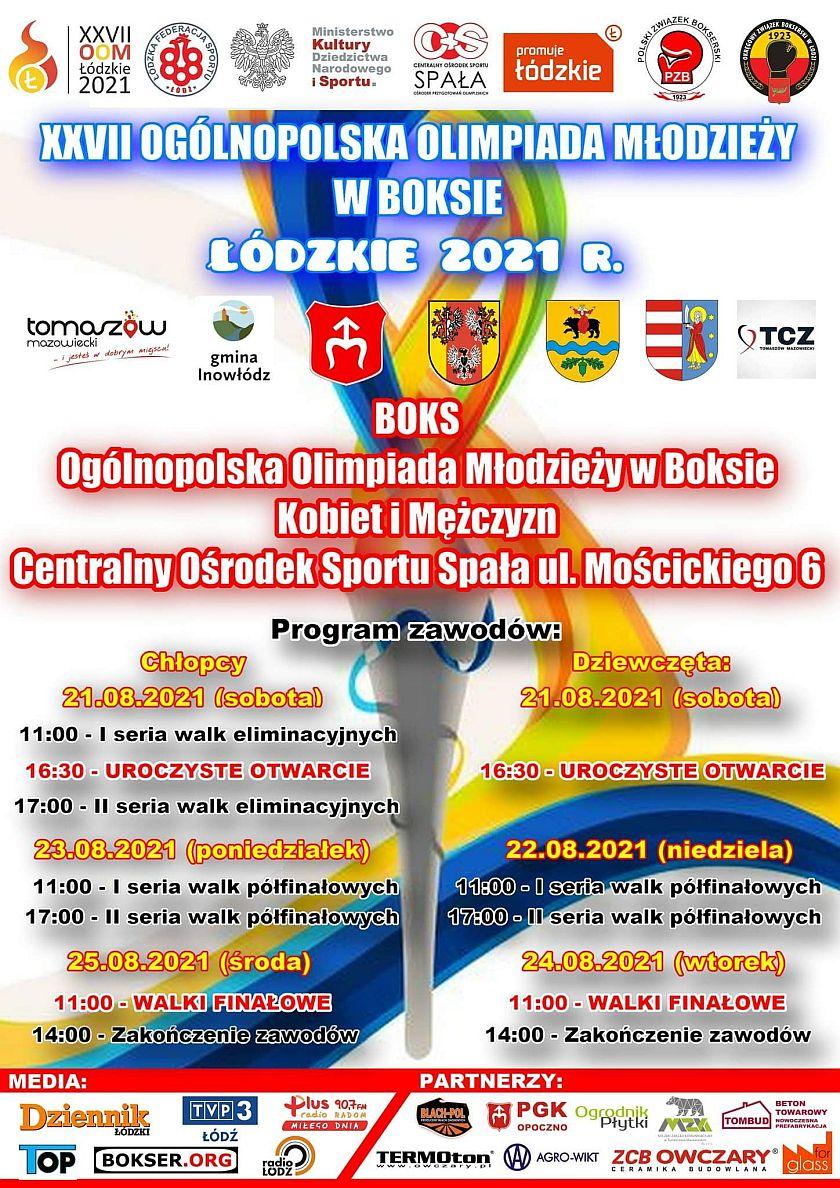 Ogólnopolska Olimpiada Młodzieży w Sportach Halowych