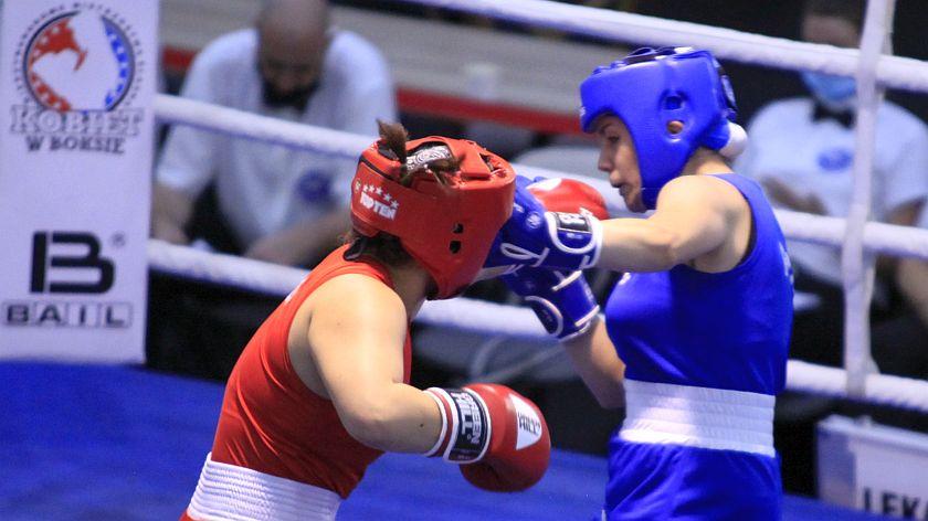 XVI International Silesian Womens Boxing Championships Junior  Youth  Elite Sport Centre Hall