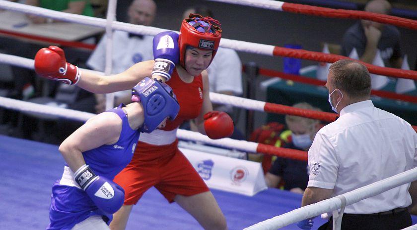 XVI International Silesian Womens Boxing Championships Sport Centre Hall Jasna str 31 Gliwice