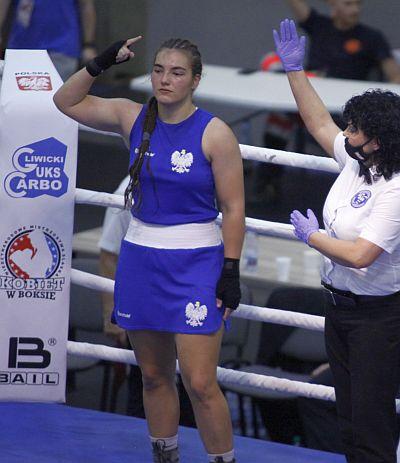 XVI Miedzynarodowe Mistrzostwa Ślaska Kobiet w Boksie 2021 Gliwice Jasna 31